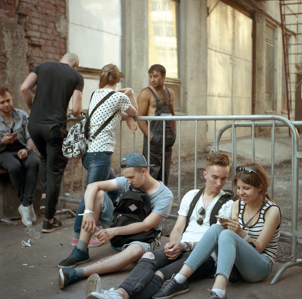 Фоторепортаж: Фестиваль «Боль» . Изображение № 19.