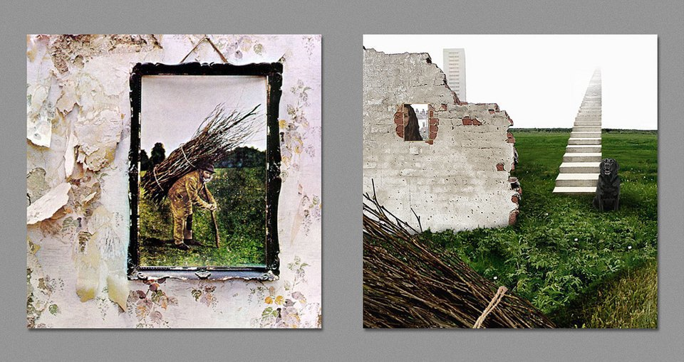 The Dark Side of the Covers: Обратная сторона обложек культовых альбомов. Изображение № 9.