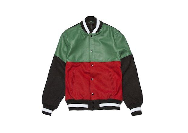 Марки Golden Bear и Black Scale представили совместную коллекцию университетских курток. Изображение № 6.