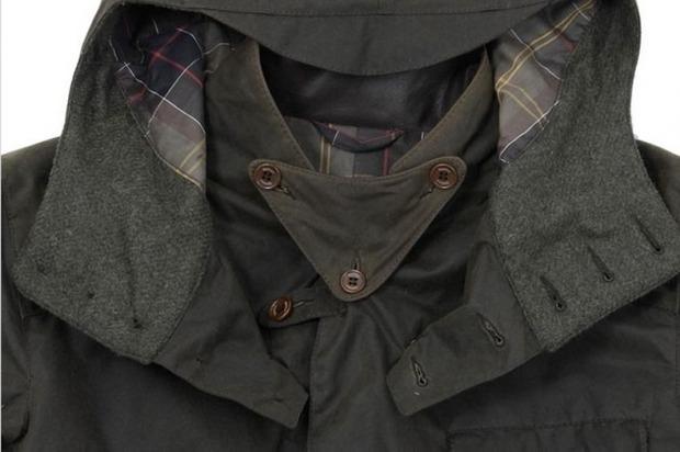 Марка Barbour и дизайнер Токихито Йошида выпустили куртку Джеймса Бонда. Изображение № 3.