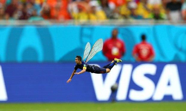 Летучий голландец: Робин ван Перси как новый интернет-мем. Изображение № 22.