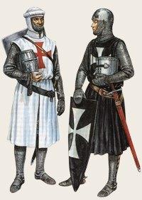«Остроугольные туфли принадлежат язычникам»: Выдержки из Устава ордена тамплиеров. Изображение № 4.