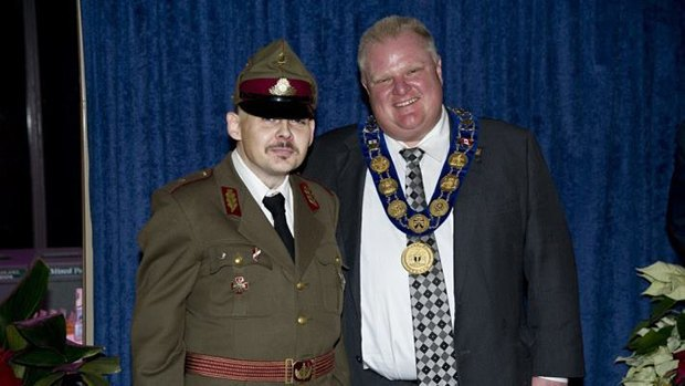 Канадская пресса составила список пьяных выходок мэра Торонто. Изображение № 3.