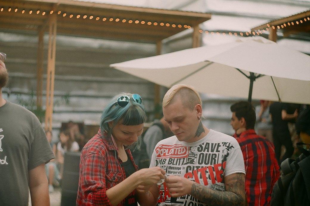 Фотоотчёт с фестиваля DIY-культуры «Горизонталь» . Изображение № 14.
