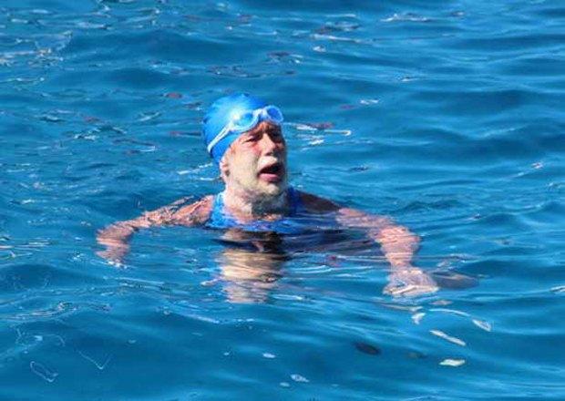 64-летняя американка переплыла залив между Кубой и США. Изображение № 1.