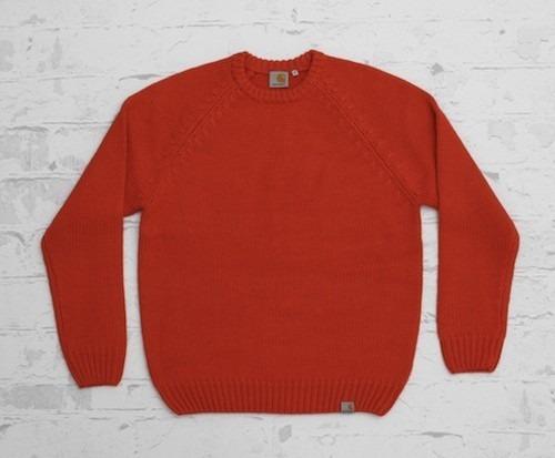 Американская марка Carhartt WIP представила осеннюю коллекцию одежды. Изображение № 3.
