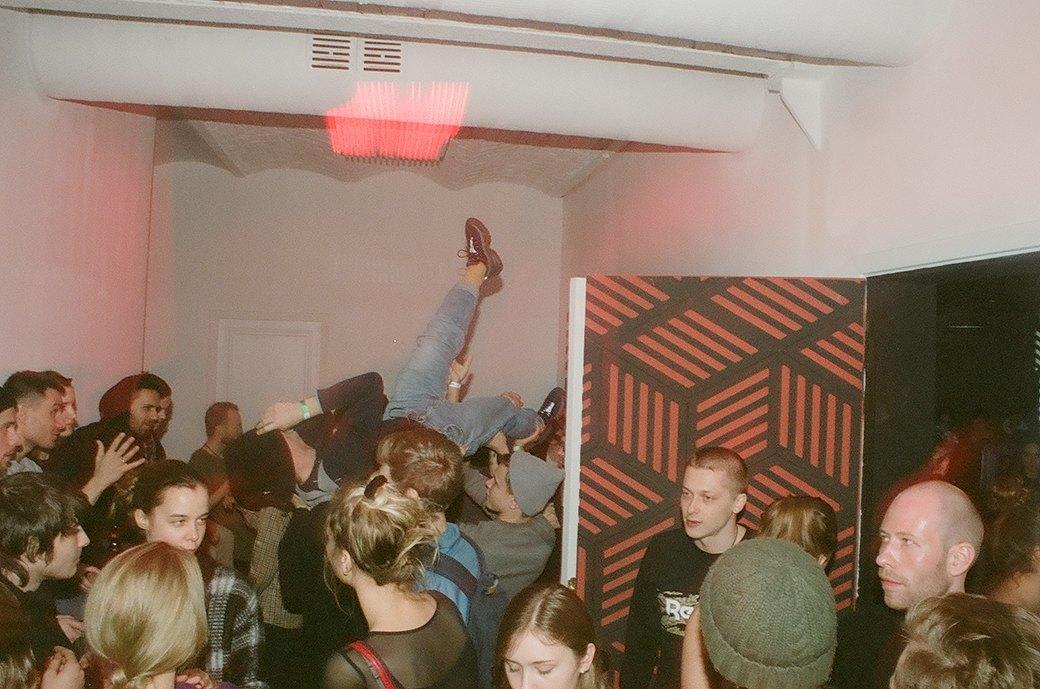 Фоторепортаж: Техно-зомби, модники и люди в чёрном на рейве Body. Изображение № 4.