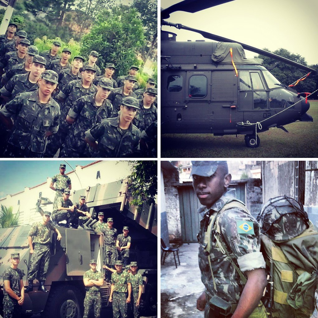 Что публикуют в своих Instagram военные разных стран. Изображение № 16.