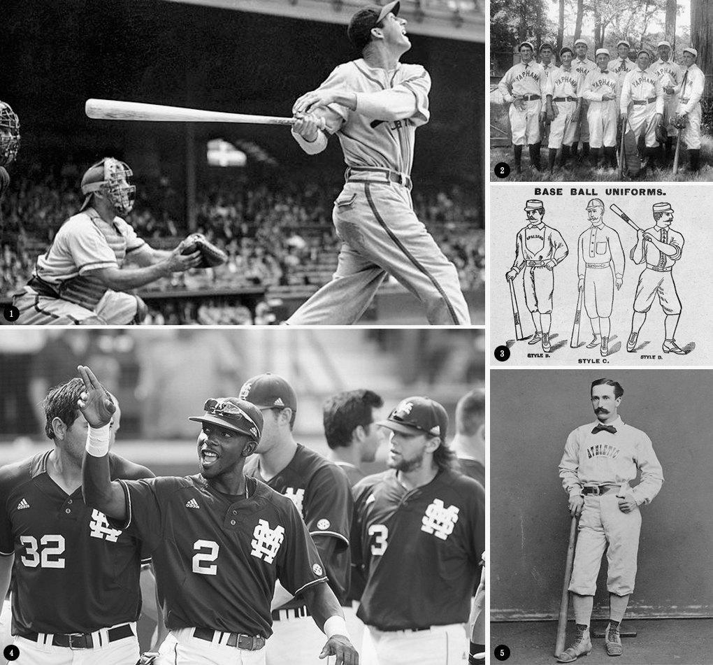 Находка недели: Винтажное бейсбольное джерси. Изображение № 1.