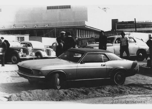 1969 Ford Mustang Grande. Изображение №10.