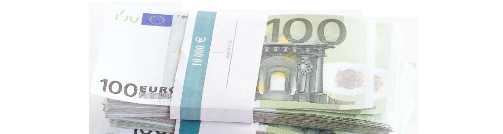 Как выглядят 20 млрд евро наличными, найденные в Шереметьево. Изображение № 1.