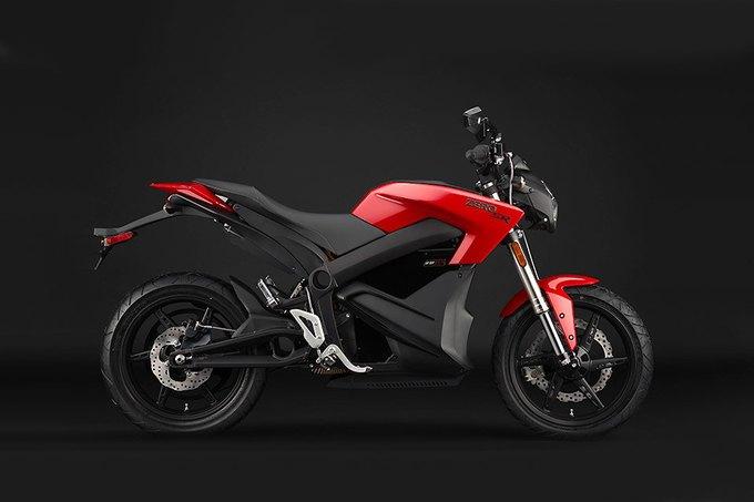 Компания Zero Motorcycles представила новый электробайк. Изображение № 2.