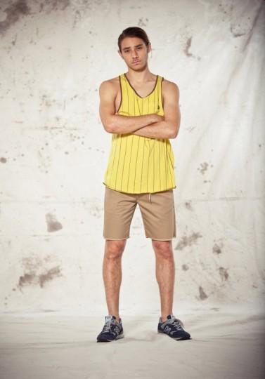 Марка Obey выпустила лукбук весенней коллекции одежды. Изображение № 8.