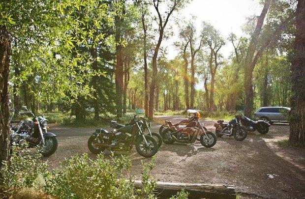FURFUR представляет проект Easy Ride — путешествие на мотоциклах по городам Европы. Изображение № 1.