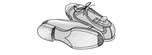 Как правильно ухаживать за кожаной подошвой обуви. Изображение № 5.