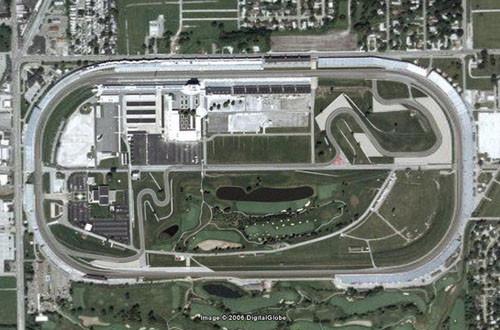 Гран-при: Трасса Indianapolis и гонка Indy 500. Изображение № 16.