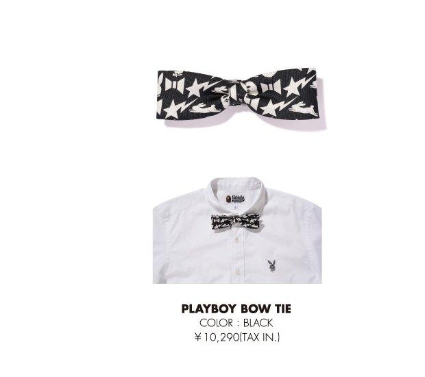 A Bathing Ape и Playboy представили совместную коллекцию одежды. Изображение № 22.