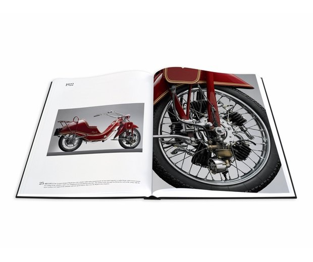 Вышла книга The Impossible Collection of Motorcycles. Изображение № 9.