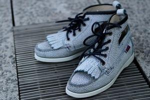 Дизайнер Ронни Фиг и марка Sebago выпустили капсульную коллекцию обуви. Изображение № 11.