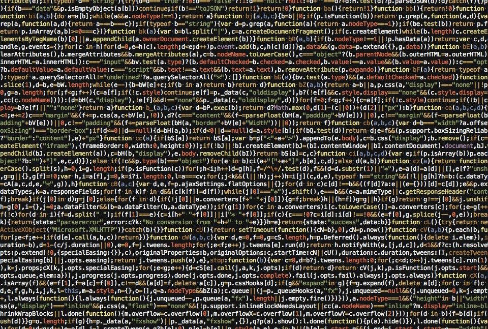 Разработчики FURFUR создали камуфляжный рисунок из кода. Изображение № 2.