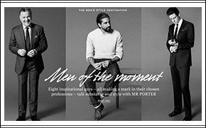 Сайт Mr. Porter выпустил книгу «The Manual for a Stylish Life: Volume One». Изображение № 7.