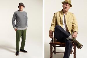 Марка Stussy Deluxe выпустила лукбук новой коллекции одежды. Изображение № 12.