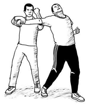 Игра в защите: 7 приемов самообороны. Изображение № 4.