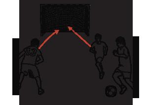 «На воротах – кто успеет»: Философия дворового футбола. Изображение № 3.