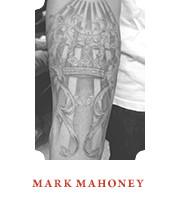 Tattoo You: какими бывают мужские татуировки. Изображение № 27.