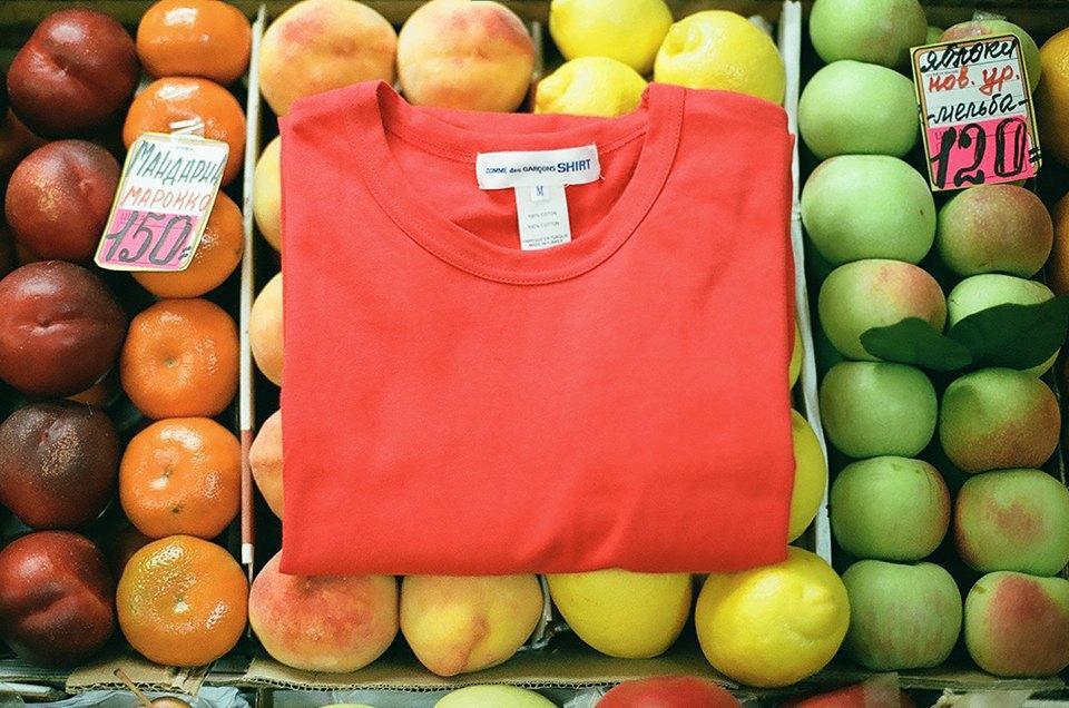 Самый сок: Ревизия цветных футболок. Изображение № 7.