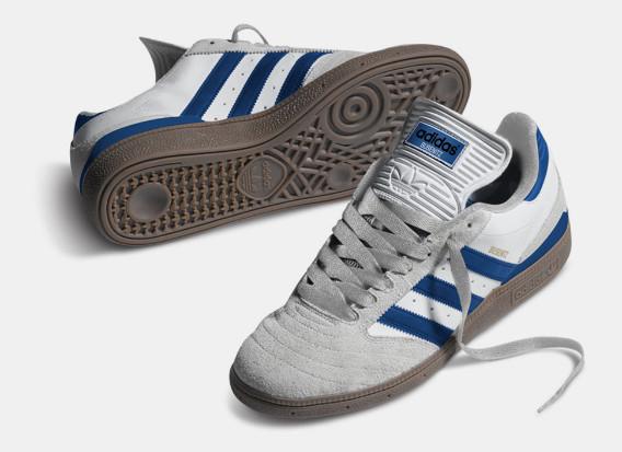 Марка Adidas Skateboarding выпустила весеннюю коллекцию кроссовок Busenitz. Изображение № 12.