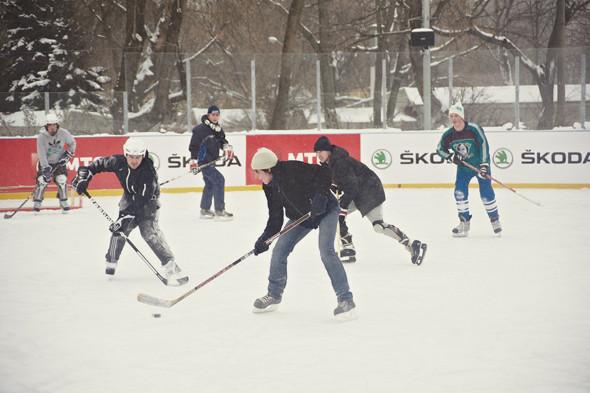 Репортаж с хоккейного турнира магазина Fott. Изображение № 6.