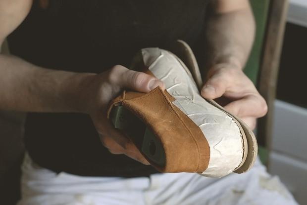 Обувь своими руками: Как сделать ботинки мечты в домашних условиях. Изображение № 33.