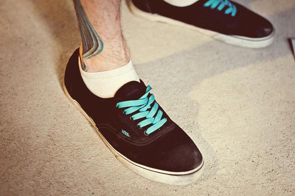 Фоторепортаж: 50 мужских кроссовок на выставке Faces & Laces. Изображение № 40.