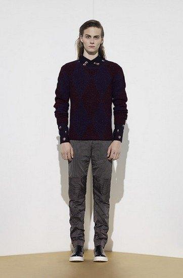 Марка Opening Ceremony опубликовала лукбук осенней коллекции одежды. Изображение № 8.