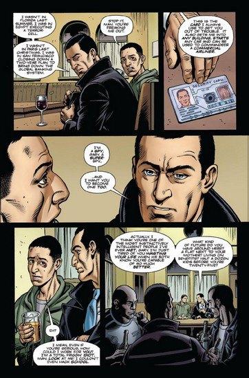 Режиссер «Пипца» экранизирует еще один комикс Марка Миллара «Тайная служба». Изображение № 9.