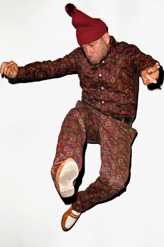 Терри Ричардсон снял Марка Гонсалеса в лукбуке марки Supreme. Изображение № 8.