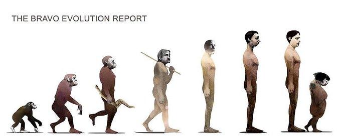 Британский учёный считает, что человечество поделится на два подвида. Изображение № 1.