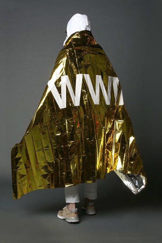 Марк МакНейри и Woolrich Woolen Mills показали лукбук новой осенней коллекции. Изображение № 10.