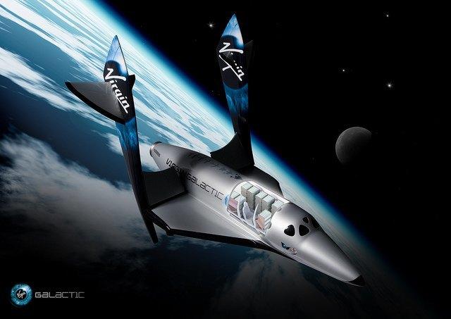 Ричард Брэнсон назвал дату начала туристических космических полётов. Изображение № 1.