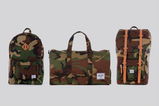 Новая коллекция сумок марки Herschel. Изображение № 2.