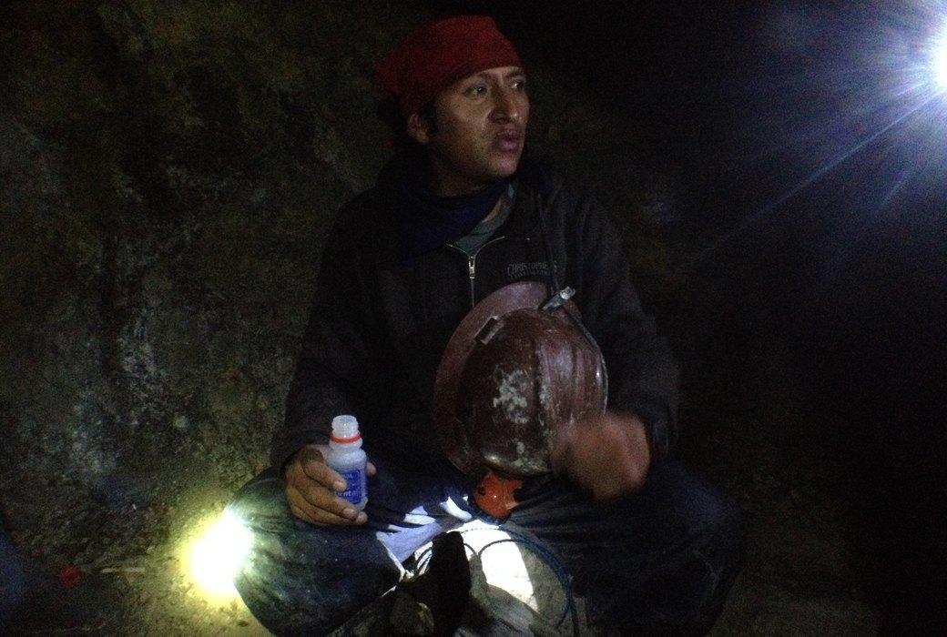 Гора, которая ест людей: Как я провёл день в шахте серебряного рудника. Изображение № 6.
