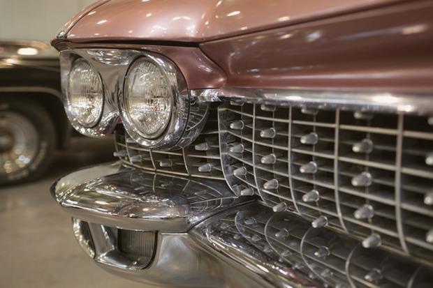 Машина времени: 8 лучших ретроавтомобилей с выставки «Олдтаймер». Изображение № 22.