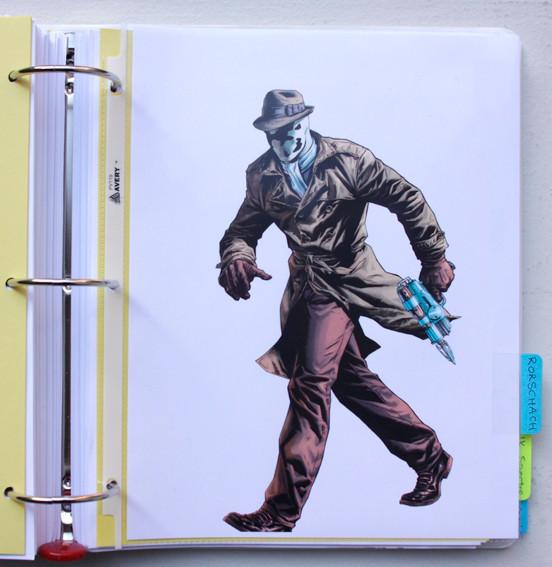В сети появились иллюстрации приквела комикса «Хранители». Изображение № 18.