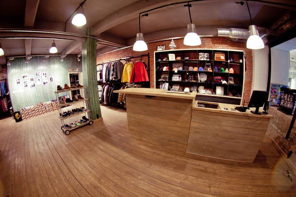 Новое пространство магазина Konkrete Store. Изображение № 7.