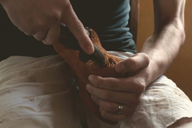 Обувь своими руками: Как сделать ботинки мечты в домашних условиях. Изображение № 17.