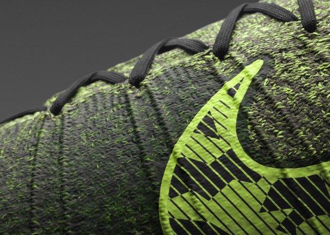 Nike представила новую версию бутс Elastico Superfly на текстильной основе. Изображение № 6.