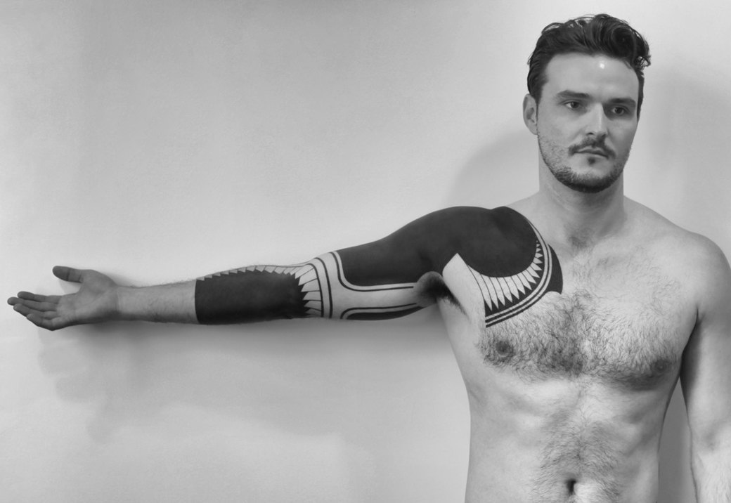 Эскизы татуировок трайбл (trible): фотогалерея - West End