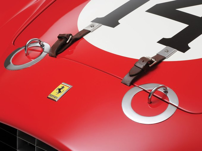 Раритетный Ferrari 340/375 MM Berlinetta продали за 10 миллионов евро. Изображение № 9.