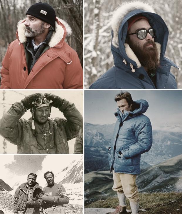 На пике моды: Как одежда для покорения горных вершин стала частью мужского гардероба. Изображение № 8.